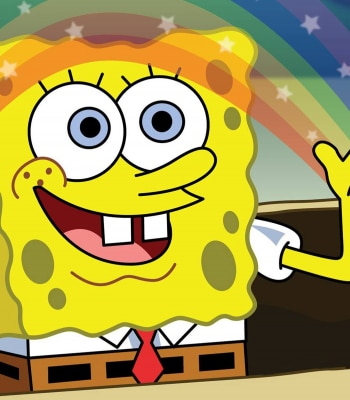 программа Nickelodeon: Губка Боб Квадратные Штаны Экстремальные поры // Беличьи рекорды