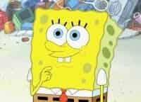 Губка Боб Квадратные Штаны Кисло сладкий кальмар Глазастый художник в 21:40 на Nickelodeon