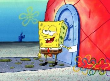 программа Nickelodeon: Губка Боб Квадратные Штаны Нырнуть вверх! / Бутылочные взломщики