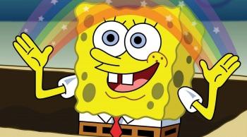 Губка Боб Квадратные Штаны Сквидвард, частный сыщик / Ищи, пока не найдёшь в 07:15 на Nickelodeon