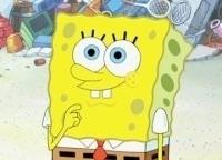 программа Nickelodeon: Губка Боб Квадратные Штаны Хрустомялки Карточка