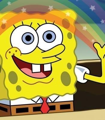 программа Nickelodeon: Губка Боб Квадратные Штаны Затерянные во времени/Сладкие чики мечты