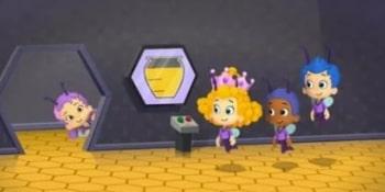 программа Nick Jr: Гуппи и пузырики Пчелиные соревнования