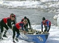 программа Русский Экстрим: Ice Canoe Race