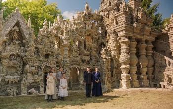 Идеальный дворец Фердинанда Шеваля кадры