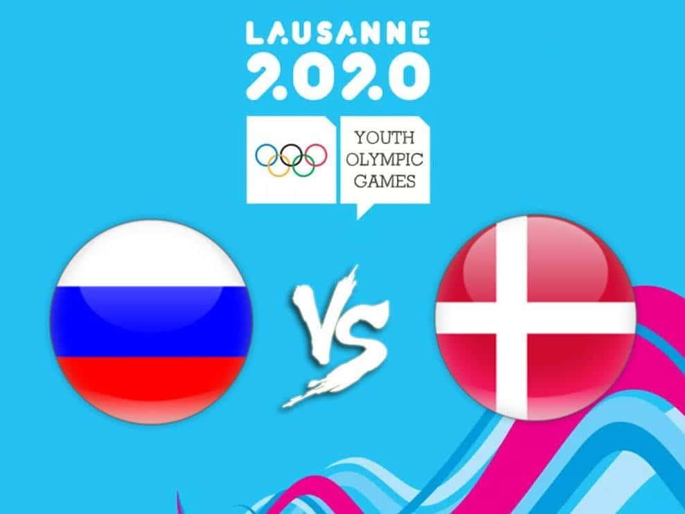 программа Матч ТВ: III Зимние юношеские Олимпийские игры Хоккей Россия Дания Трансляция из Швейцарии Прямая трансляция