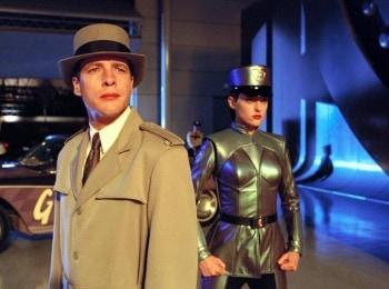 Инспектор Гаджет - 2 кадры