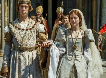 программа А2: Испанская принцесса 3 серия