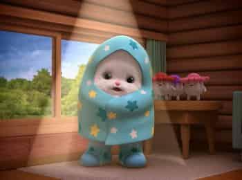 Истории Баданаму Космическая гонка в детской! в 05:08 на Малыш ТВ