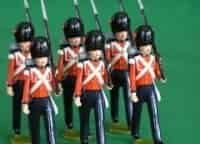 История игрушек Оловянные солдатики в 12:45 на канале