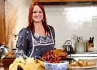 программа Food Network: Из города на ранчо Вкусные рецепты от Ри 1 серия В последний момент