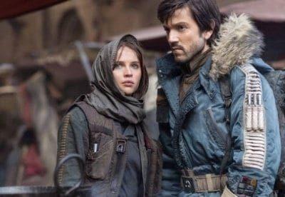 кадр из фильма Изгой-Один. Звёздные Войны: Истории