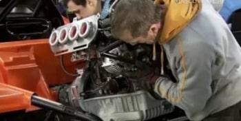 программа DTX: Как это устроено: автомобили мечты 9 серия