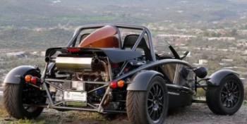программа DTX: Как это устроено: автомобили мечты Ariel Atom 3S