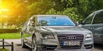 программа DTX: Как это устроено: автомобили мечты Audi S8