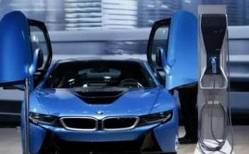 программа DTX: Как это устроено: автомобили мечты BMW I8