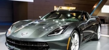 Как это устроено: автомобили мечты Chevrolet Corvette Stingray