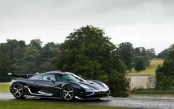 программа DTX: Как это устроено: автомобили мечты Koenigsegg One:1