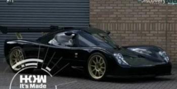 программа DTX: Как это устроено: автомобили мечты Ultima Evolution