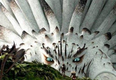 кадр из фильма Как приручить дракона 2
