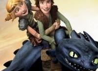 Как приручить дракона Легенды в 11:30 на канале