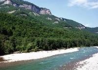 Каменные загадки долины реки Малая Лаба в 12:30 на канале