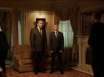 Каникулы президента в 21:40 на канале