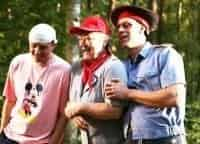 программа ТВ 1000 русское кино: Каникулы строгого режима