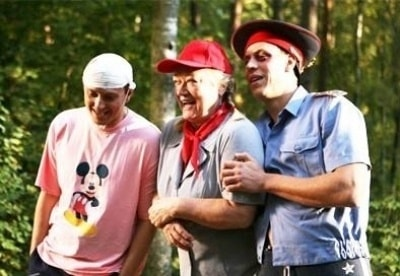 Каникулы строгого режима - фильм, кадры, актеры, видео, трейлер - Yaom.ru кадр