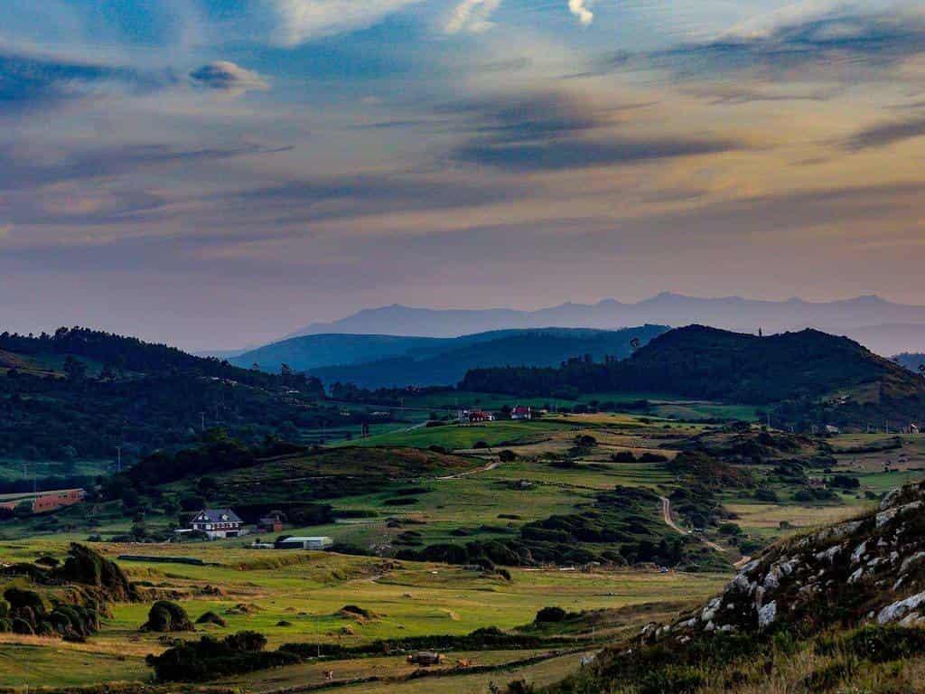 Кантабрия волшебные горы Испании в 13:25 на Россия Культура