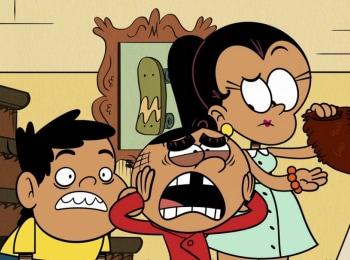 программа Nickelodeon: Касагранде Стресс тест / Дрессировка Карла