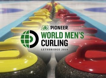 программа Матч Игра: Керлинг Чемпионат мира Мужчины Финал Трансляция из Канады Прямая трансляция
