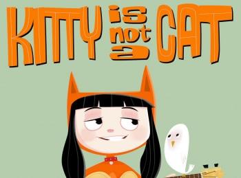 программа Карусель: Китти не кошка