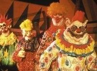 программа Шокирующее: Клоуны убийцы из космоса
