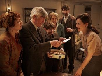 программа Романтичное HD: Клуб любителей книг и пирогов из картофельных очистков