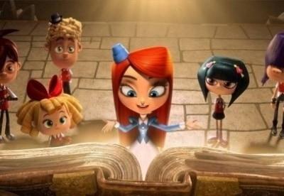 кадр из фильма Книга жизни