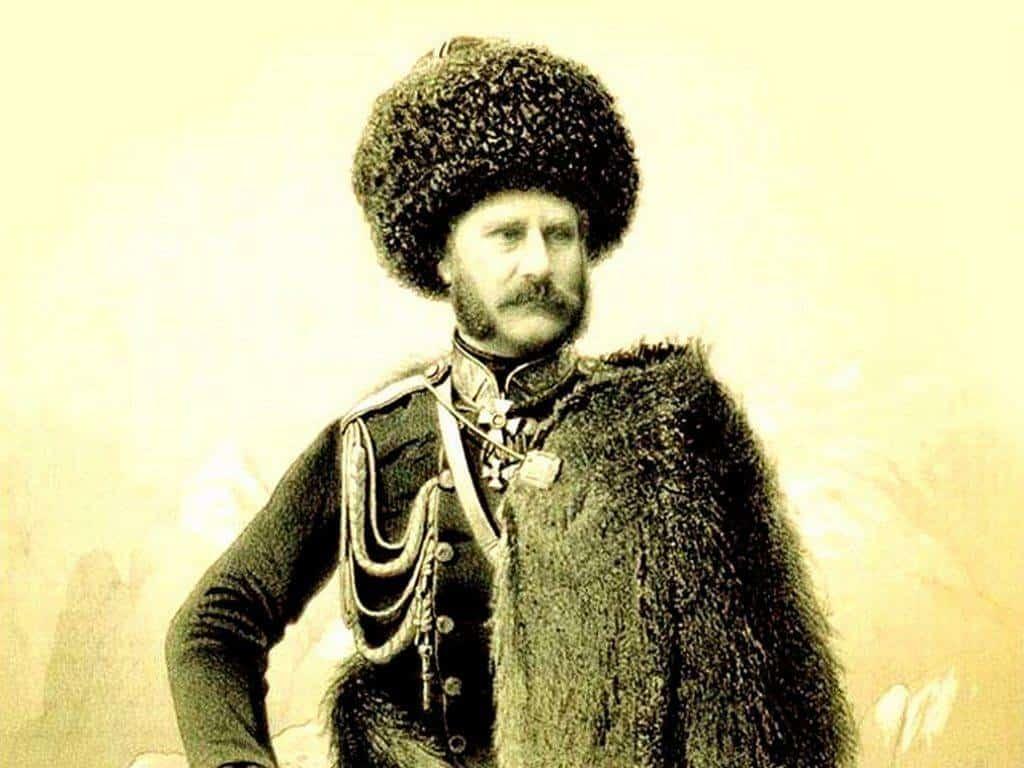 Князь Барятинский и имам Шамиль в 00:00 на канале Культура