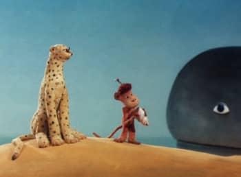 программа Советские мультфильмы: КОАПП Комиссия особо активной помощи природе Черный заяц