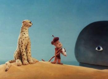 программа Советские мультфильмы: КОАПП Комиссия особо активной помощи природе Дом для барсука