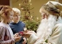 Когда Санта упал на землю кадры