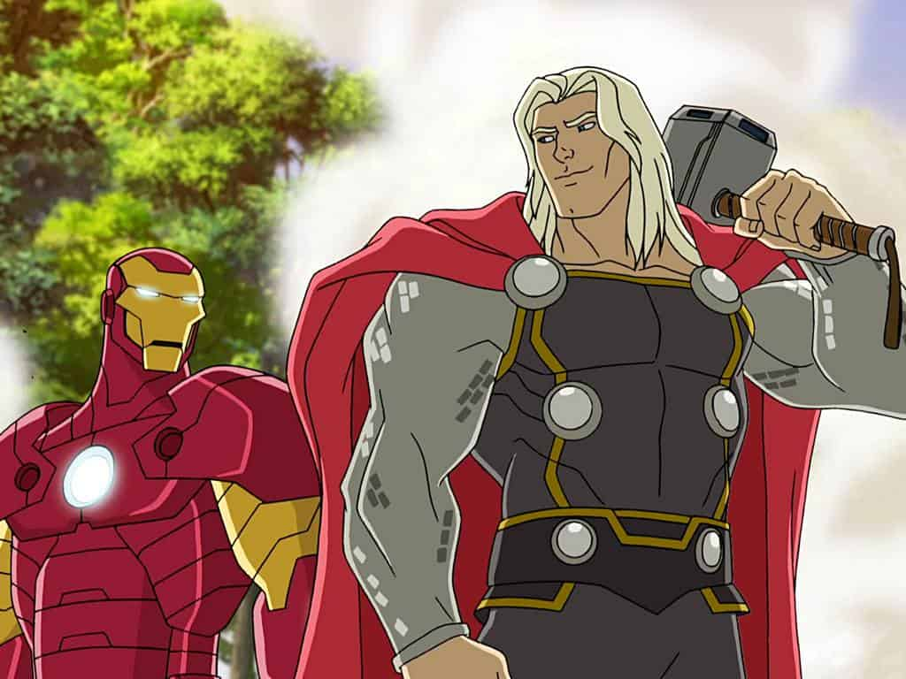 программа Канал Disney: Команда Мстители Миссия Чёрной Пантеры