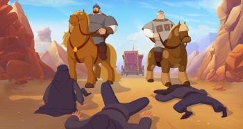программа ТВ 1000 русское кино: Конь Юлий и большие скачки