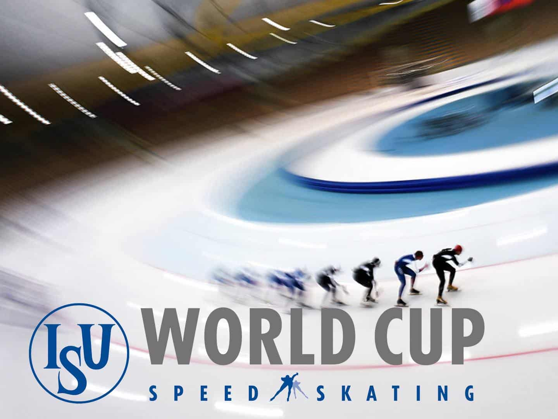 Конькобежный спорт Чемпионат мира на отдельных дистанциях Женщины 3000 м Трансляция из США Прямая трансляция в 22:25 на канале