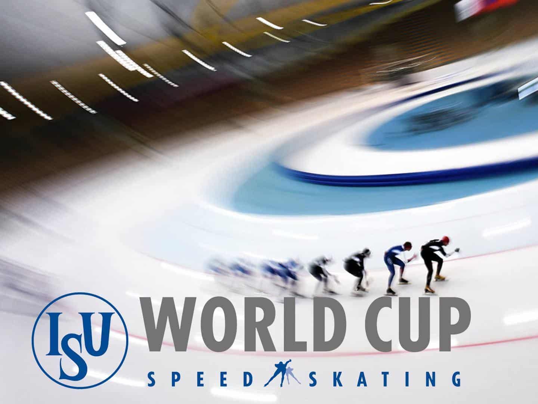 программа Матч Арена: Конькобежный спорт Кубок мира Трансляция из Белоруссии