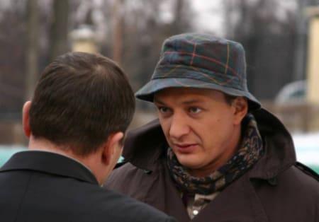 Алексей Панин и фильм Контракт на любовь