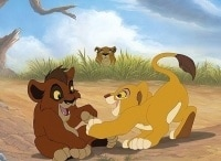 Король Лев 2: Гордость Симбы в 16:25 на канале