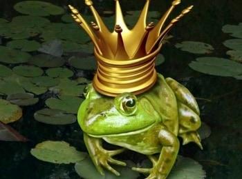 Король-лягушонок кадры