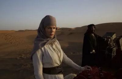 Королева пустыни кадры