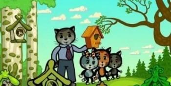 программа Малыш ТВ: Котяткины истории Мир вокруг нас