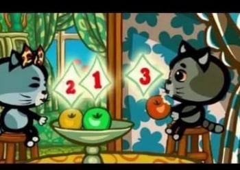программа Малыш ТВ: Котяткины истории Считалка